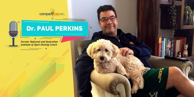 Dr Paul Perkins