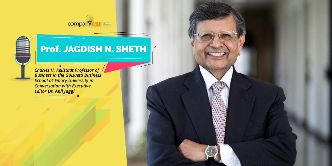 Prof. Jagdish