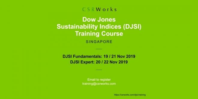 DJSI Training Course