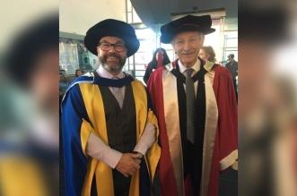 Dr. Paul Perkins & Prof. Allan Hahn