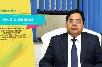 Mr HL Bharaj, Executive Director (Services/S&E), THDC India Ltd., Rishikesh