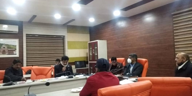 COVID-19 ACADEMY LAUNCHED IN UTTARAKHAND